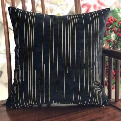 【包邮】千匠一品现代优质绒布抱枕HX-64-M