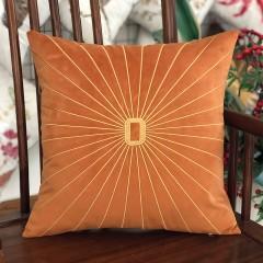 【包邮】千匠一品现代优质绒布抱枕HX-36-M