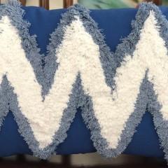 【包邮】千匠一品现代优质棉麻毛巾绣腰包YB-46-M