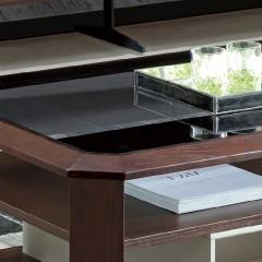 千匠一品北欧客厅卧室小户型家用长方形迷你收纳简约茶桌茶几J1810L-H