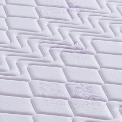 千匠一品护脊1.5m/1.8m6环整网独立弹簧提花布料环保棕床垫CM019 L