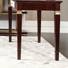【精品】千匠一品轻奢美式精选优质榉木书桌SD5203-R