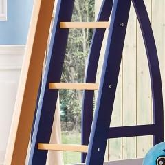 千匠一品韩式风格精选优质三聚氰胺板1.2m双层床S9-R