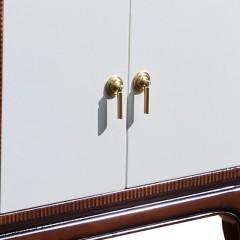 【精品】千匠一品 美式轻奢风格精选优质进口榉木+实木多层板+优质五金拉手电视柜905B-Y