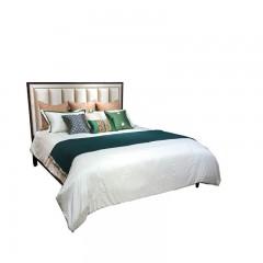 千匠一品奢华欧式纯棉床上用品套件环保印花床上用品套件 艺舍FA1-Y