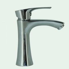 千匠一品 家庭厨房浴室洗手间简易面盆单冷水龙头 舒美奇系列FA1-Y