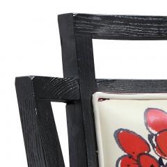 千匠一品新中式白蜡木无扶手餐椅R-V71-X